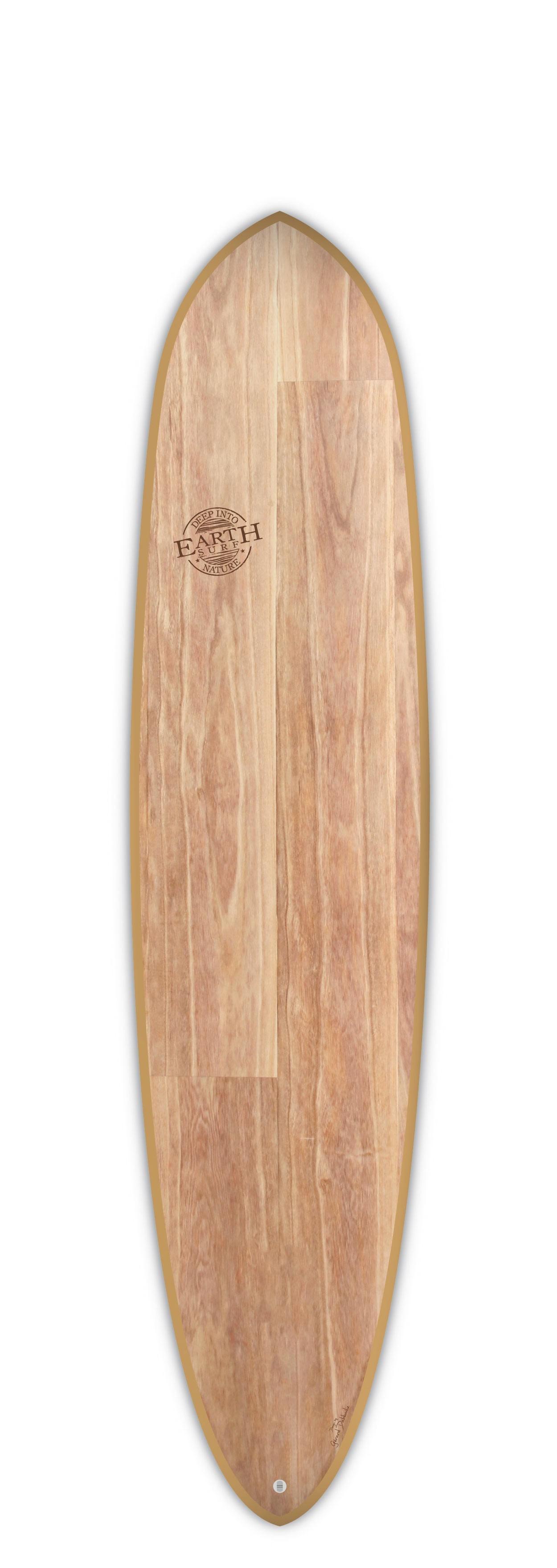 Planche de surf Earth 8'2 Time Cruiser