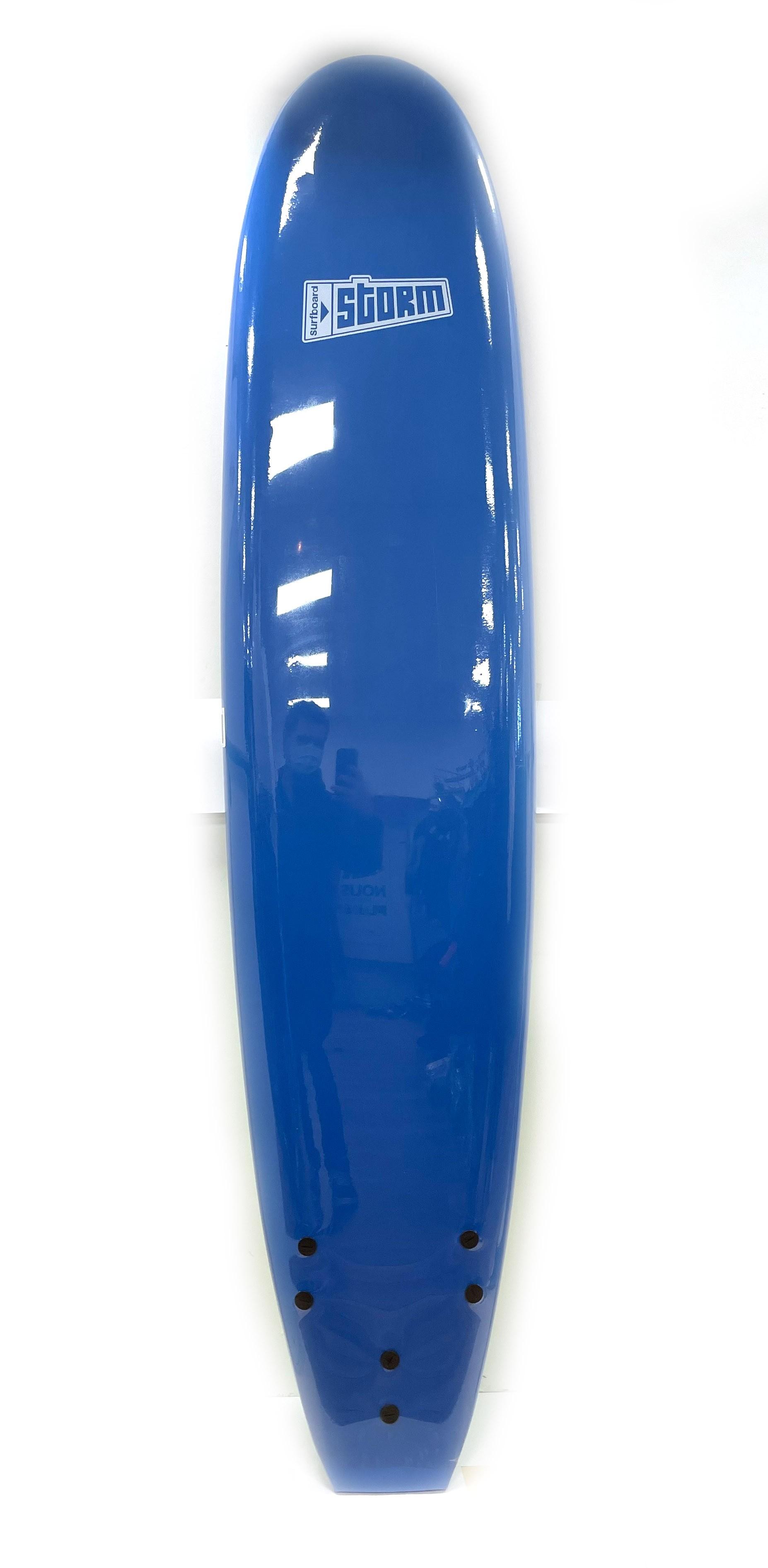 Planche de surf en mousse Storm 8'0 (Bleu)