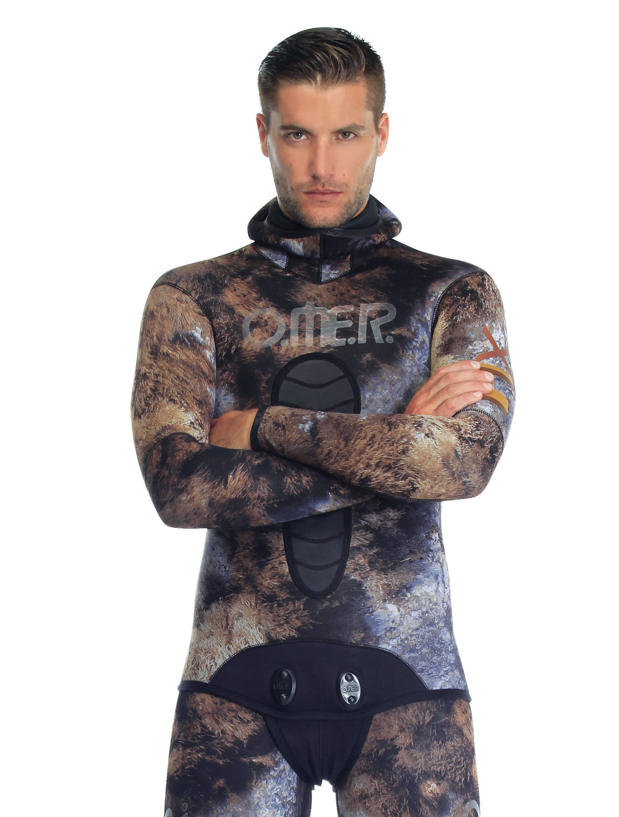 Veste Omer Mix 3D 5 mm