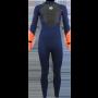 Combinaison de surf Alder Stealth 5/4/3 (Bleu/Orange)