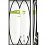 Planche de surf Bic Tahe 6'7 shortboard 2021