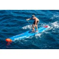 SUP Paddle Race Starboard All Star 14 x 24.5 Wood Carbon 2020