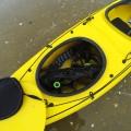 Chariot de kayak Railblaza C-Tug avec roues anti-crevaison