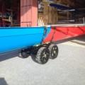 Chariot de kayak Railblaza C-Tug SandTrakz