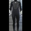 Combinaison de surf Alder Stealth 5/4/3 (Noir/Grise)