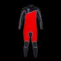 Combinaison de surf Onda ZFlex 4/3 mm