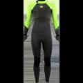 Combinaison de surf enfant Alder Stealth 5/4/3 mm (Vert)