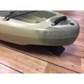 Kayak à pédales de pêche Native Slayer Propel 13' (Hidden Oak - Kaki)