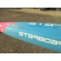 SUP paddle Race Starboard Allstar 14' x 23.5 Lady Edition Carbon Sandwich 2018 Occasion