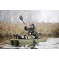 Kayak de pêche à pédales démontable Point 65 KingFisher + Impulse Drive