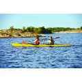 Kayak démontable Point 65 Mercury GTX 1 place (Jaune)