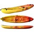 Kayak RTM Océan Duo (Couleur Soleil : Jaune et Orange)