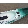 Kayak RTM K-Largo Luxe (Vert/blanc)