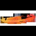 Kayak RTM Mambo Soleil (Jaune et Orange)