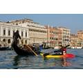 Le kayak Mojito en ballade à venise