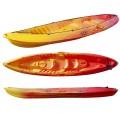 Kayak RTM Océan Quatro (Couleur Soleil : Jaune et Orange)