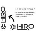 Le logo hiro expliqué