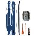 Paddle gonflable Sroka Pack Easy 12'6 + leash + pagaie