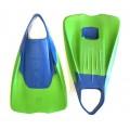 Palmes bodyboard POD  PF1 (Bleu/Vert)