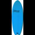 Planche de surf en mousse Softlite 5'2 Fish (Bleu) Modèle d'exposition