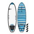 Planche de surf SIC 5.8 Darkhorse (Vortex)
