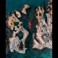 Kayak démontable Point 65 N Tequila GTX Tandem Duo (Bleu)