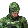 Combinaison Sporasub Stealth 5mm + gants + chaussons