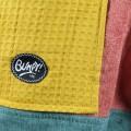 Poncho All-in V Bumpy (Sapin / Occre)