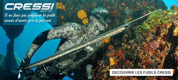 Fusil de chasse sous-marine