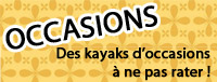 Occassions kayaks