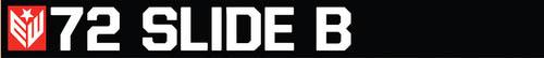 Roues Earthwing Slide B 72mm logo