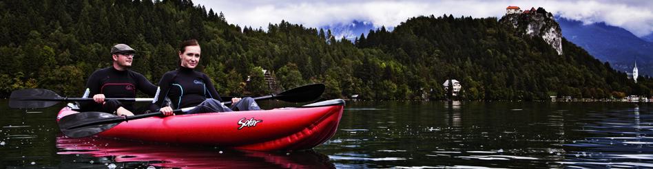 Kayak Gumotex Solar