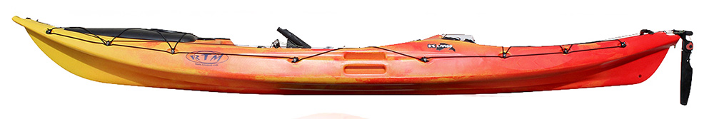 Kayak K-Largo Hi-Luxe