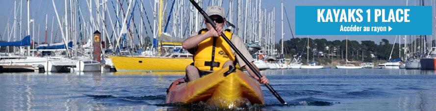 Achat de kayak