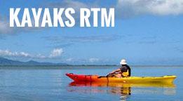Kayak RTM / Kayaks Rotomod