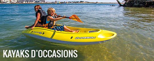 Kayak d'occasion