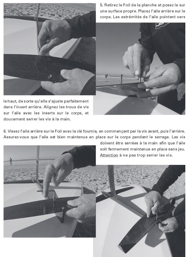 Kerfoil foil planche à voile