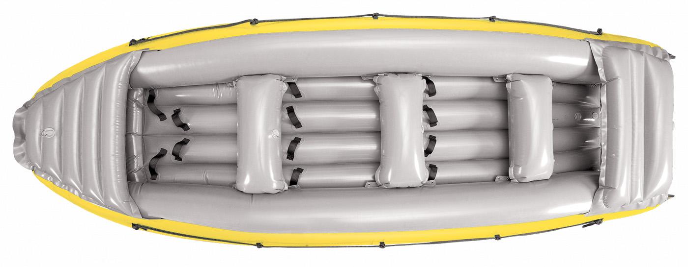 gumotex canot raft gonflable nitrilon colorado