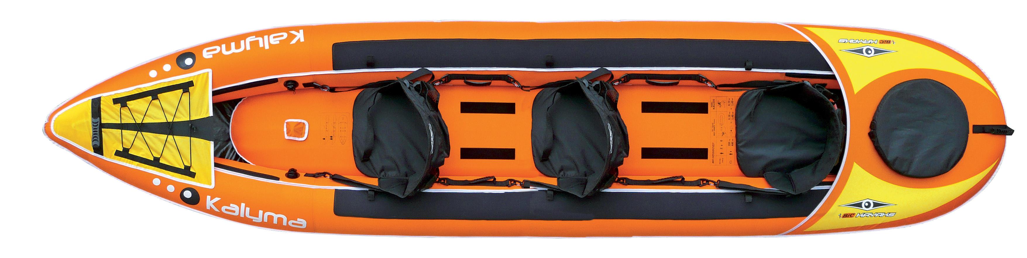 Kayak Bic kalyma trio