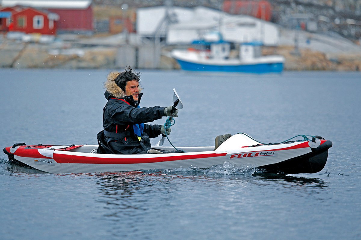 Photo kayak bic yakkair full hp 1