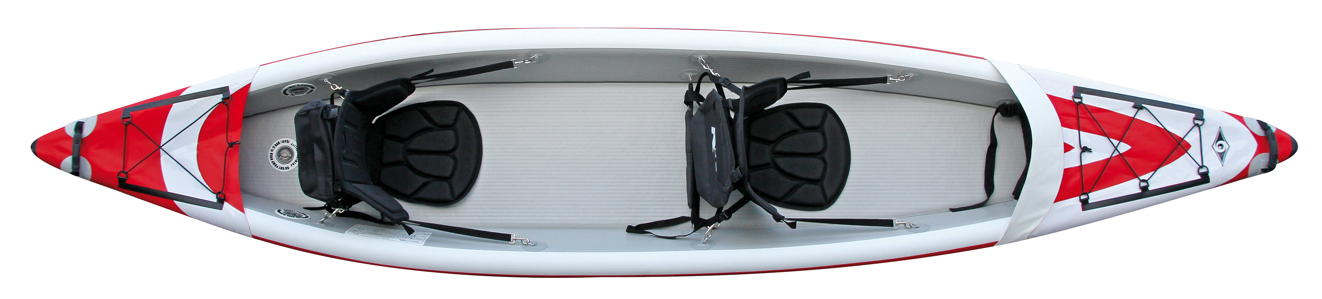 Kayak gonflable bic HP 2