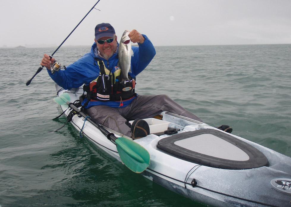 Kayak de pêche en mer RTM Rytmo