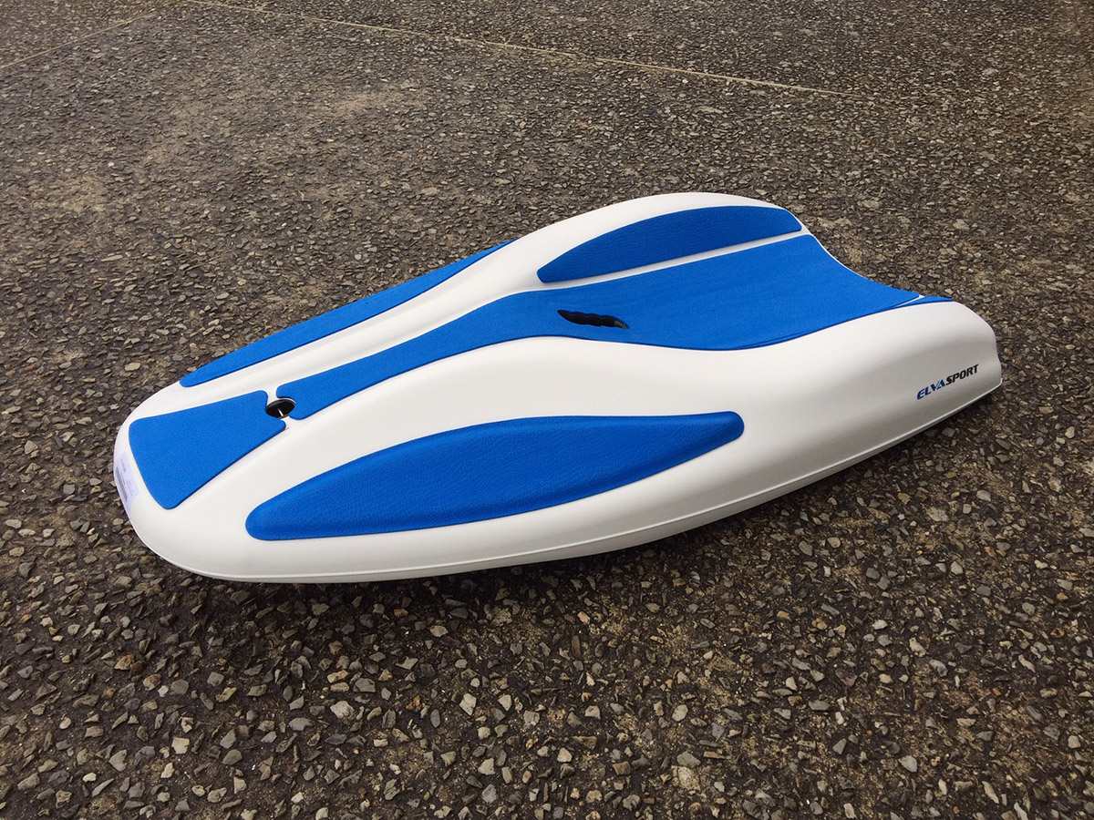 Planche de nage Elvasport Finboard X3