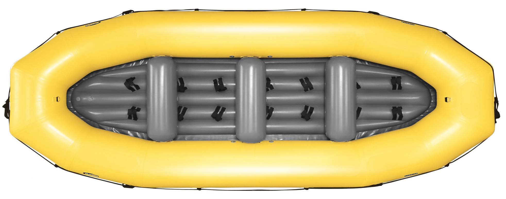 gumotex canot raft gonflable nitrilon pulsar 450