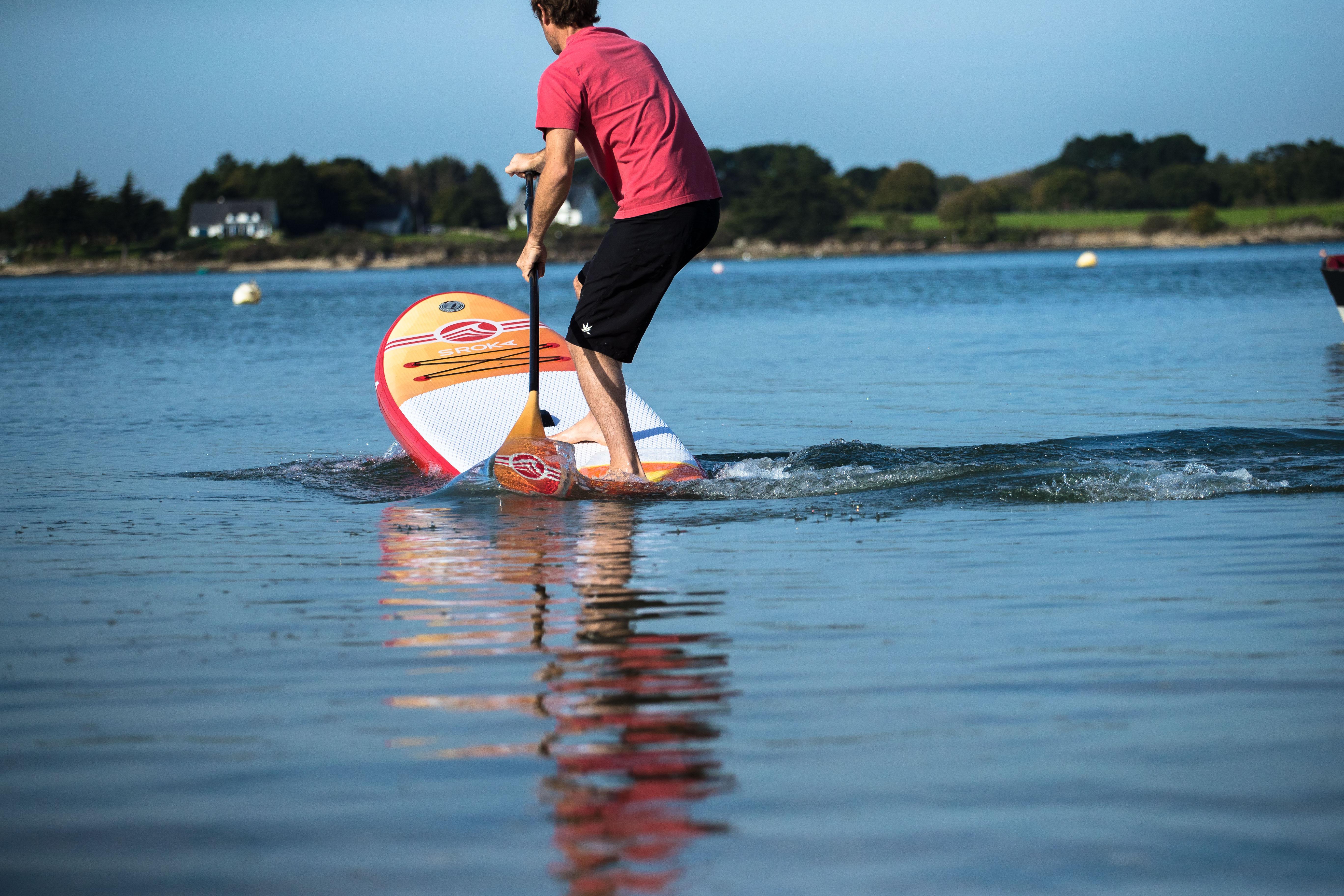 paddle gonflable sroka fusion 10