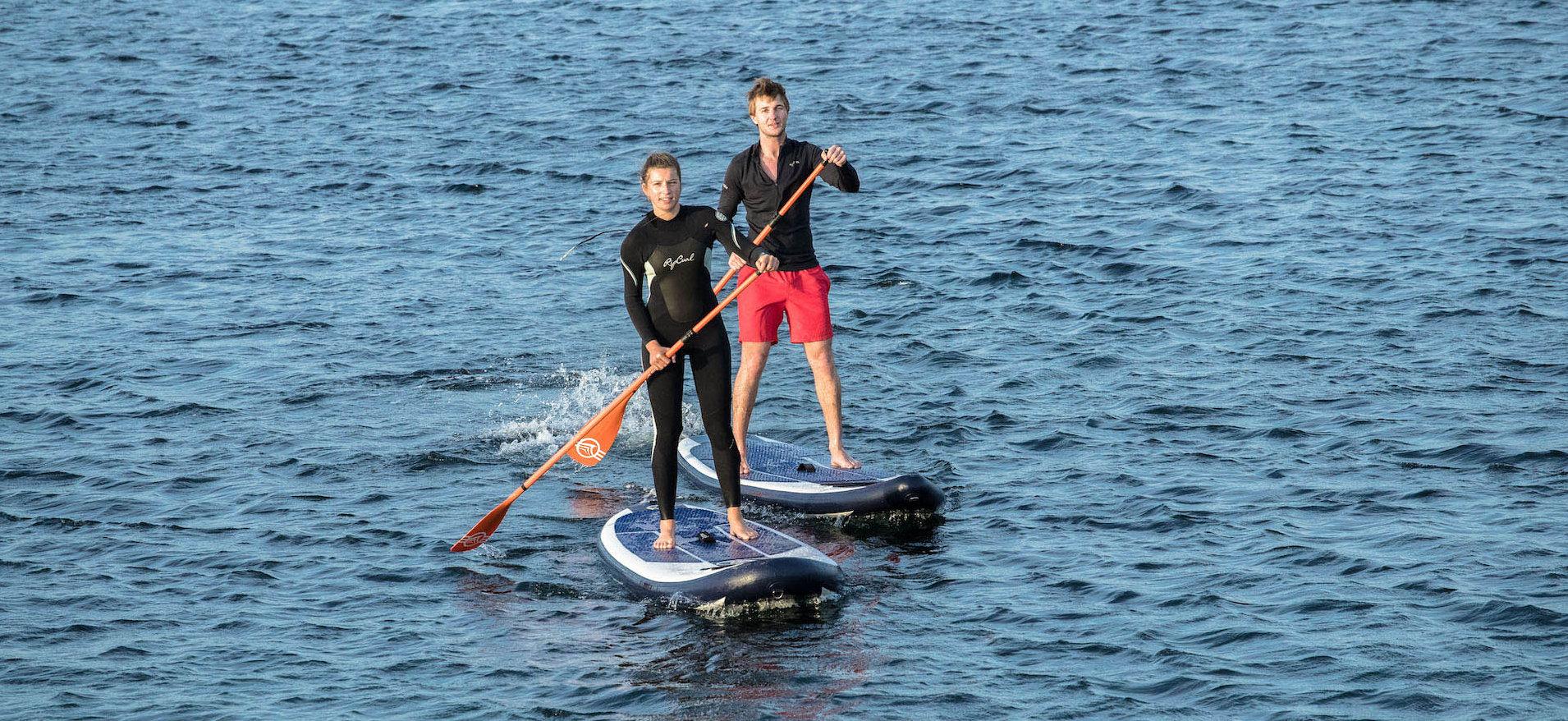 paddle gonflable sroka