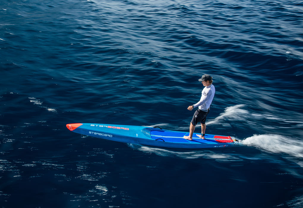 Paddle Starboard Carbon Sandwich