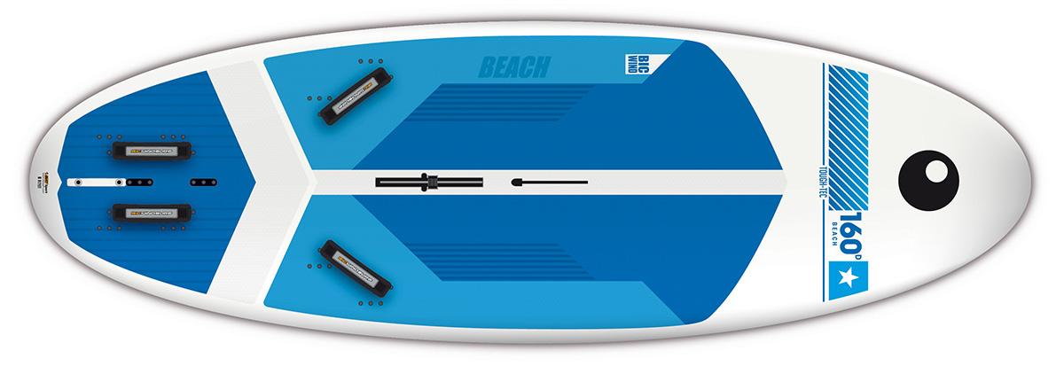 Planche Bic Beach 160D