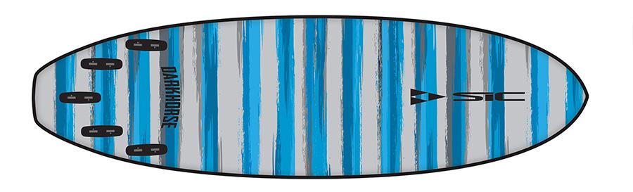 surfboard SIC Darkhorse vortex 5.8