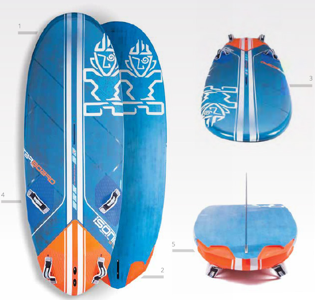 Planche Starboard iSonic